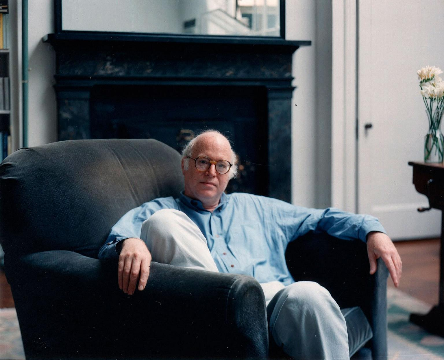 Richard Sennett Foto: Thomas Struth